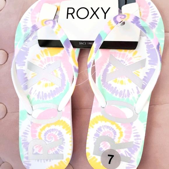 ******SOLD******ROXY Tahiti Flip Flop S 7